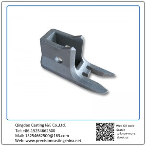 Customized Steel Investment Castings Engineering Machinery Parts