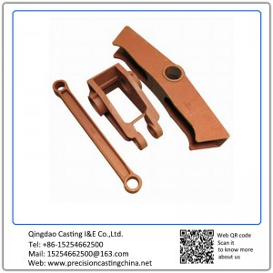 Customized Suspension Clay Sand Casting Grey Iron