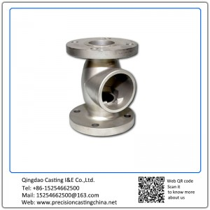 Customized Valve Casting Stainless Steel Investment Casting