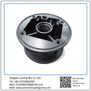 Customized Valve of CNC Turning Parts Nodular Iron Lost Foam Casting Process