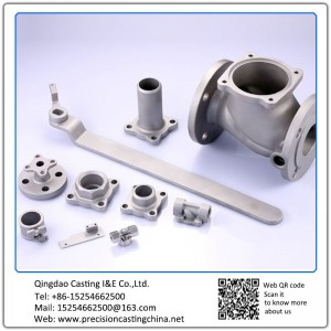 Customized Valve Parts Alloy Steel Precision Casting