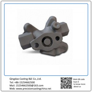 Customized Valve Parts Casting Grey Iron Investment Casting