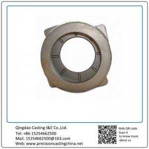 Customized Valve Parts Made of Stainless Steel AISI316 with Investment Casting of Silicon Sol Process