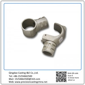 Customized Zinc Aluminum Investment Casting Scaffold Spare Parts