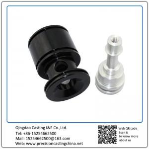 Customized CNC Valve Piston Set Appliance Housing Spare Parts
