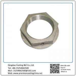 Customized Custom Made Machined Stainless Steel Bushing with Thread Precision Casting