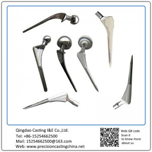 Customized Hip Joint False Body Stainless Steel