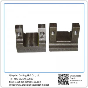 Customized Machined Alloy Steel Precision Casting Auto Parts