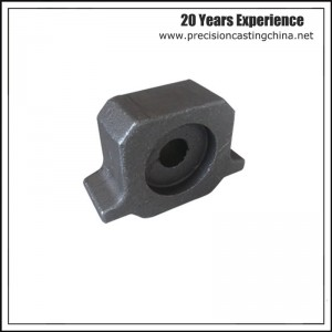 Machine Parts Clay Sand Casting Grey Iron