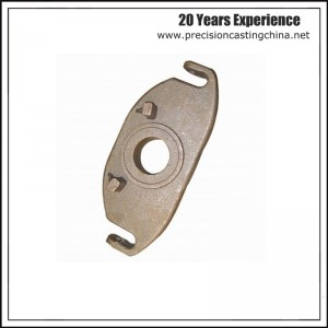 Machinery Accessories Alloy Steel Resin Sand Casting