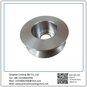 Customized Machined Parts Malleable Iron Precision Casting