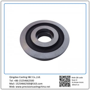 Customized Mild Steel Silica Sol Lost Wax Investment Casting Vehicle Parts
