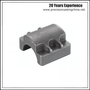 OEM Clay Sand Casting Axle Sleeve Alloy Steel