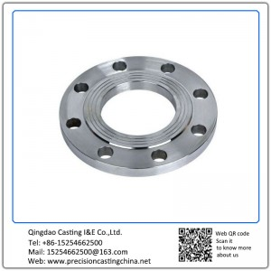 Customized OEM Machined Flange Stainless Steel Precision Casting