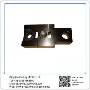 Customized OEM Machined Malleable Iron Resin Sand Casting Automotive Connectors