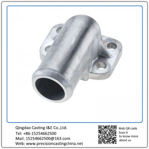 Customized Oil Tank Aluminum Sand Castings Precision Machined Parts ASTM  SAE  ISO
