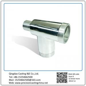 Customized Petro Medical Devices Waterglass Casting Nodular Iron