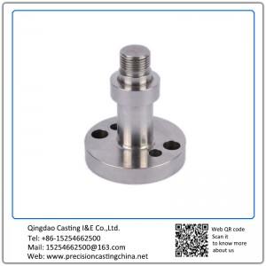 Customized Powder Coating Turning Forging Casting CNC Precision Machining