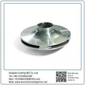 Customized Pressure Vessel Valve Carbon Steel Investment Casting