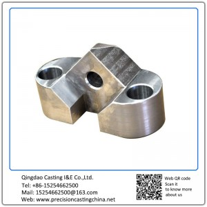 Customized Small Machined Block Stainless Steel