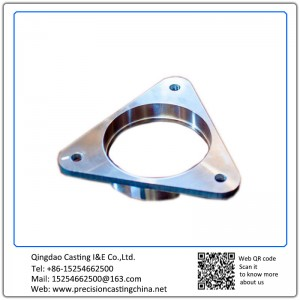Customized Small Turned Part Stainless Steel