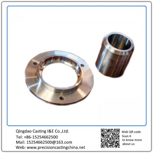 Customized Small Turned Parts Alloy Steel