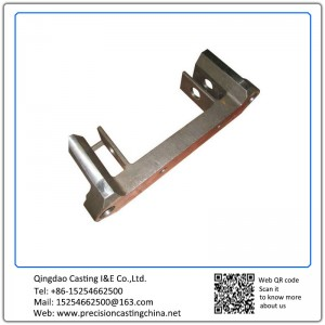 Customized Spherical Cast Iron Precoated Sand Casting Agricultural Machinery Parts