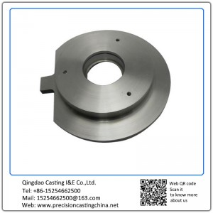 Customized Stainless Steel Alloy Machining Flanges