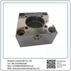 Customized Stainless Steel Alloy Machining Parts