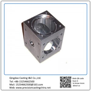 Customized Stainless Steel CNC Machining Parts