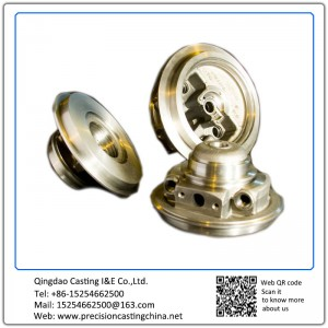 Customized Stainless Steel Investment Casting Auto Parts