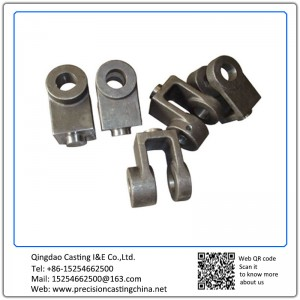 Customized Stainless Steel Investment Castings CNC Machining Automotive Connectors