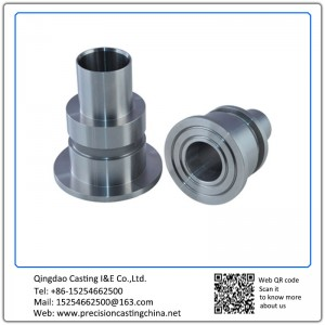 Customized Stainless Steel Machined Pump Connection Spare Parts