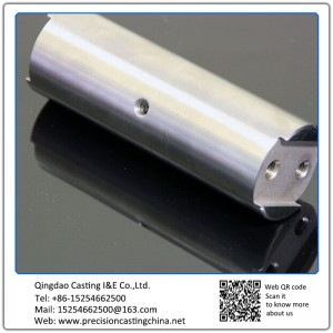 Customized Stainless Steel Machinery Shaft