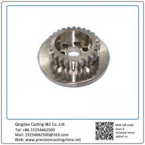 Customized Transfer Gear CNC Machining Stainless Steel