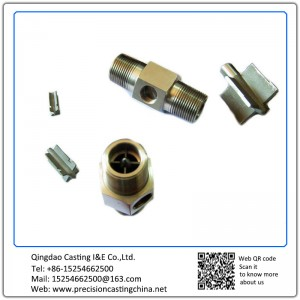 Customized Turbine Flow Meter Spare Parts Alloy Steel