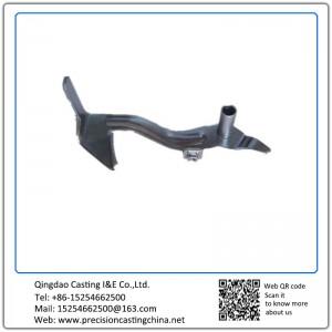 Customized Welding Machining Automotive Support Bracket
