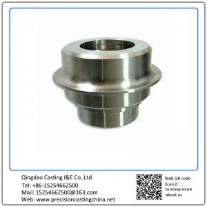 Machining Customized OEM Steel Investment Casting Parts With Heat Treatment And CMM Checking Components