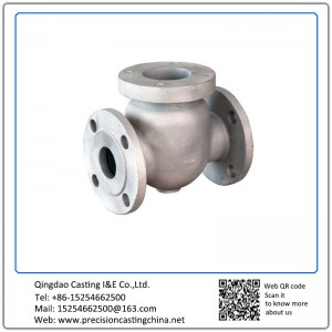 Customized Clay Sand Casting Check Valve Alloy Steel