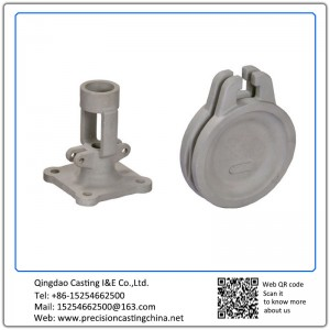 Customized Clay Sand Casting Ductile Iron Truck Parts