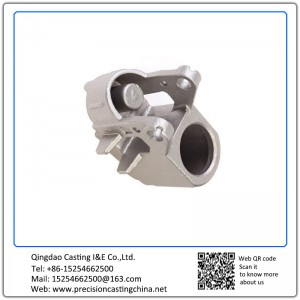 Customized Clay Sand Casting Grey Iron Vehicle Components