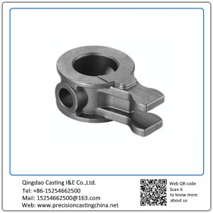 Customized Clay Sand Casting Power Generation Industries Components High Strength Low Alloy Steel