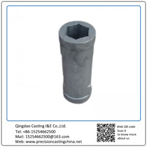 Customized Construction Machine Parts Carbon Steel Investment Casting