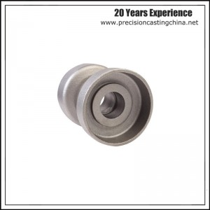 OEM Ferrule Clay Sand Casting Malleable Iron