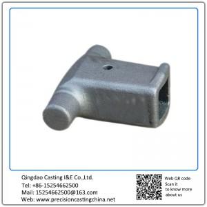 Customized Construction Machine Parts Mild Steel Waterglass Casting