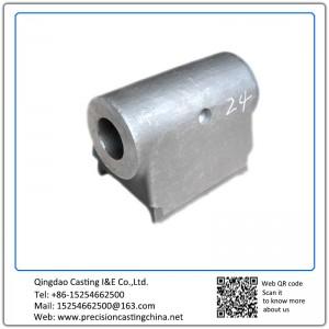 Customized Constrution Machine High Mangaenese Steel  Excavator Bucket Teeth Resin Sand Casting