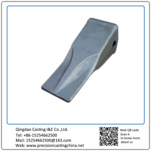 Customized Constrution Machine High Mangaenese Steel  Excavator Bucket Teeth