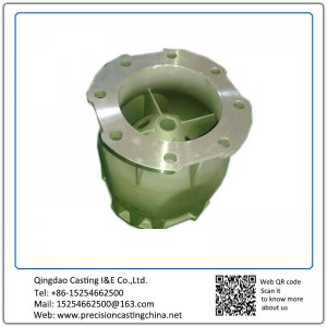 Customized Diffusion Housing Mild Steel Clay Sand Casting
