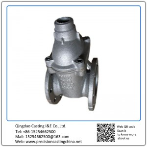 Customized Ductile Cast Iron Resin-Bonded Sand Casting Valve Housing
