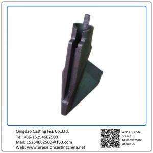 Customized Ductile Iron Agricultural Machinery Parts Resin Coated Sand Casting